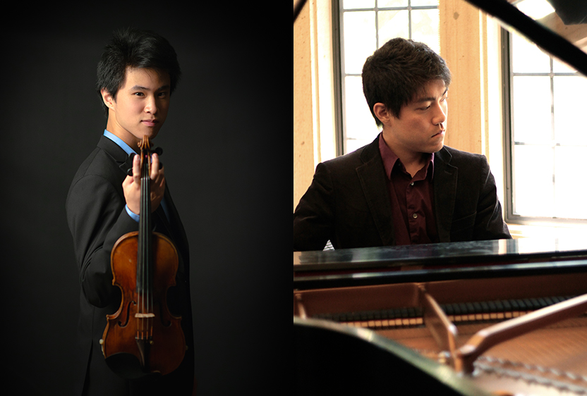 Kevin Zhu and Ryo Yanagitani