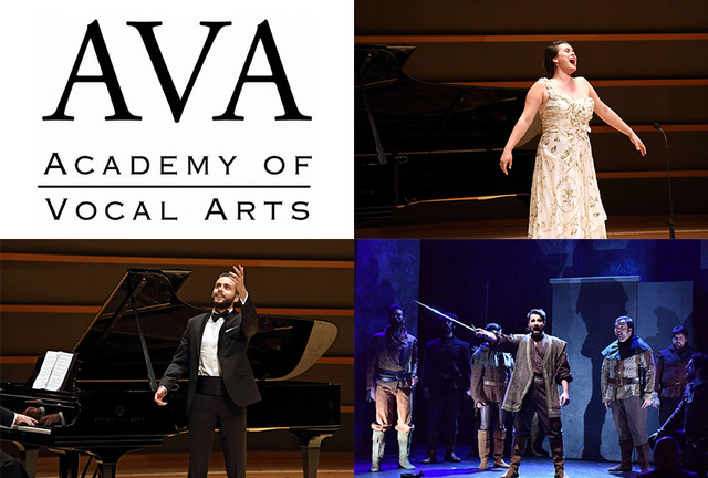 Academy of Vocal Arts Collaboration