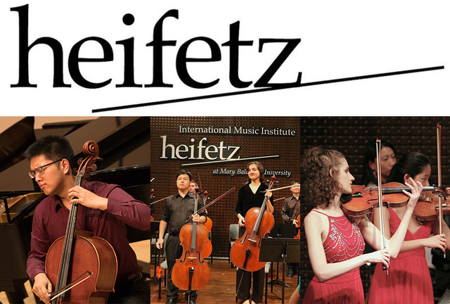 Heifetz on Tour